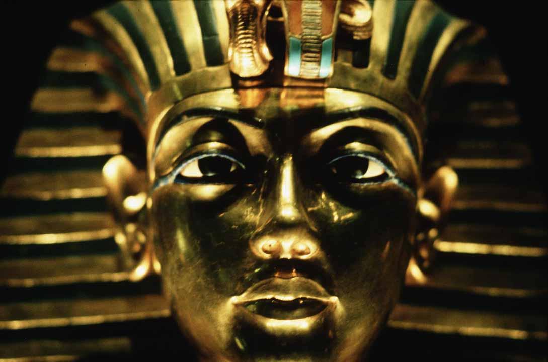 الملك الذهبى والفرعون العظيم ينتقل إلي متحف فونيكس ديسمبر القادم