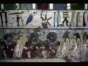عودة خمس لوحات أثرية مسروقة منذ الثمانينيات الى مصر