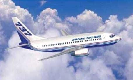 الخطوط الجوية السودانية تستأجر طائرة من مصر للطيران طراز بوينج 737