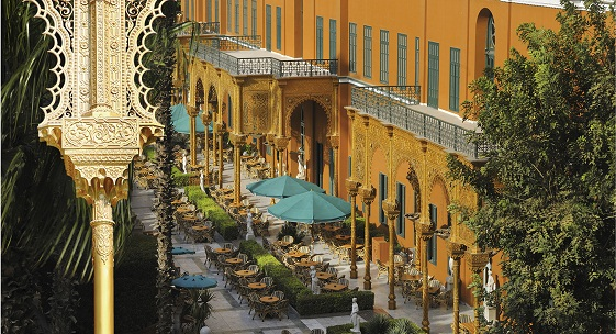 احتفل بأعياد الربيع في القصر على طريقة ماريوت القاهرة