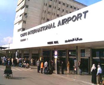 طواريء لتأمين مليون طلقة فشنك بمطار القاهرة