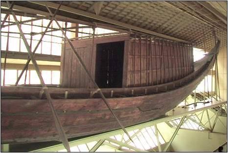 في متحف الإسكندرية القومي.. تاريخ اكتشافات وترميم المراكب المصرية القديمة