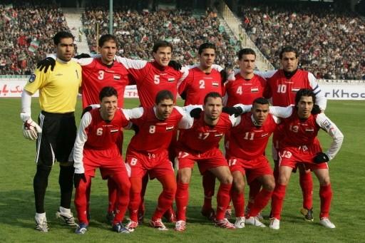المنتخب السوري لكرة القدم يقيم معسكرا بمصر