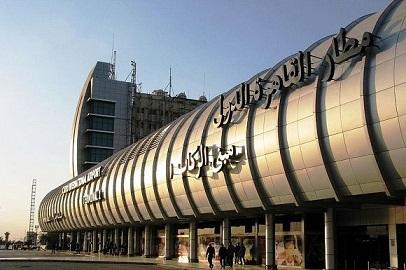ضبط سيدة تسرق حقائب المسافرين بمطار القاهرة