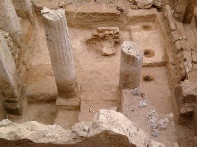 إكتشاف 4 مقابر أثرية بالإبراهيمية فى الإسكندرية