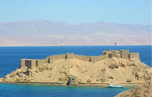 افتتاح قلعة -صلاح الدين- بطابا أمام السياحة العالمية الشهر المقبل