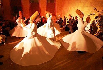 في القلعة والحسين.. مهرجان -سماع الدولي للموسيقى الصوفية- يبعث رسالة سلام للعالم فى رمضان
