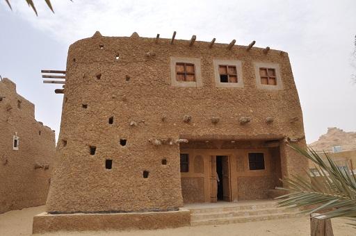 مركز توثيق التراث الحضارى والطبيعى يوثق تراث سيوة لحمايته من الاندثار والتعريف بأهميته
