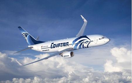 مصرللطيران تُسير 26 رحلة جوية إلي الأراضى المقدسة اليوم وغداً