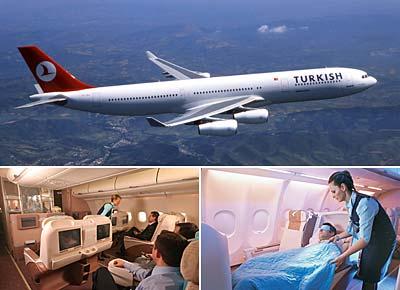 تشغيل خطوط جديدة بين اسطنبول وشرم الشيخ والغردقة أكتوبر المقبل