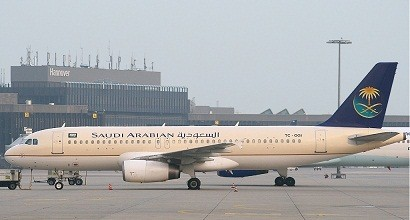 الخطوط السعودية تستكمل أسطول طائراتها من طراز  أيرباص 320