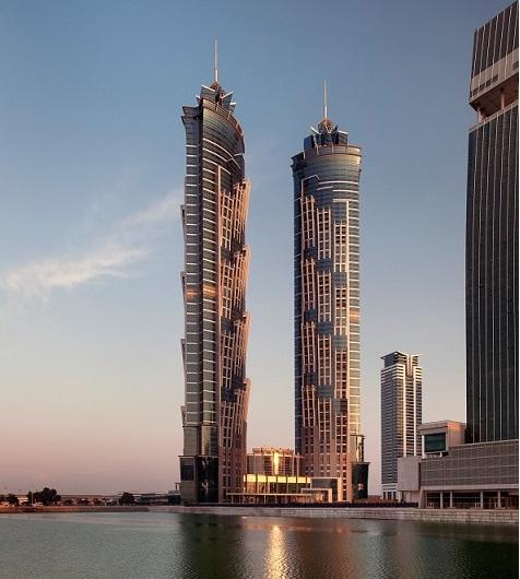 جي دبليو ماريوت ماركيز دبي الأطول فى العالم يرتقى بالفخامة إلى مستويات جديدة