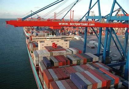 لارسن: مصر لديها إمكانيات لتكون مركزاً للتجارة العالمية