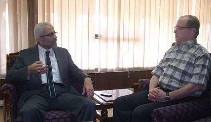 الناقد -أمير العمرى- رئيساً لمهرجان القاهرة السينمائى فى دورته ال 36