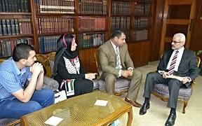 وزير الثقافة : نهتم بالدور الثقافي لمصر في دعم فكرة تحرر الشعوب