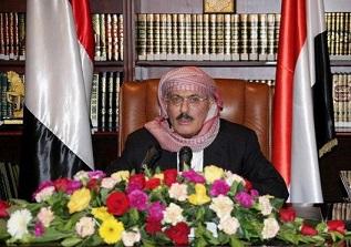 مستشار الرئيس اليمنى يصل القاهرة