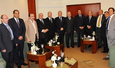 مؤتمر -مصر في القلب- برمسيس هيلتون