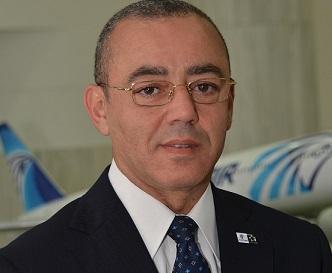 مصر للطيران تشارك فى إجتماع (الأكو) بأبو ظبي