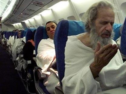 مصر للطيران تنقل774 حاج من حجاج قرعة مرسى مطروح والأسكندرية