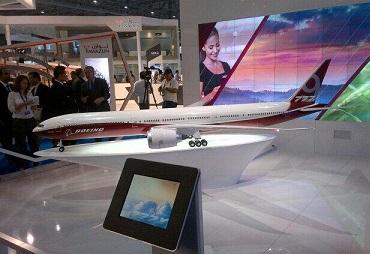 افتتاح معرض دبي للطيران وبوينج تتوقع مبيعات تفوق 100 مليار دولار ومصر للطيران تشترك بصفة متابع