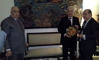 عرب : سندعم حصول أوكرانيا على مقعد لجنة الأمم المتحدة لحقوق الإنسان عام 2017