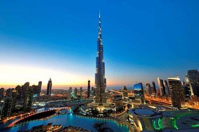 موقع بريطانى: دبى الوجهة  السياحية الأولى عام 2014