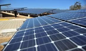 الأنظمه المختلفه للطاقة الشمسية بمركز توثيق التراث الحضارى والطبيعى