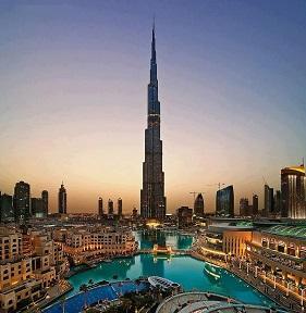 دبي..المدينة الطائرة في سماء الإبداع