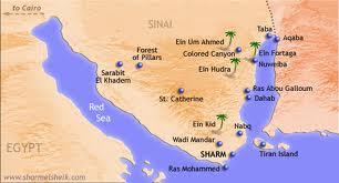 بين الطبيعه والأنبياء أرض اسمها سيناء