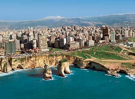 لبنان..مَعلم طبيعي بديع
