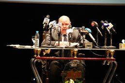 وزير الثقافة: نحن بحاجة إلى ضمير الاعلاميين الفني والوطني والوزارة ليست مثالية ولا ندعم مرشح رئاسي ضد نظيره