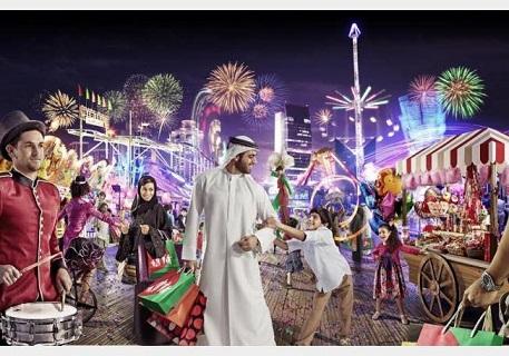 مهرجان السياحة والتسوق في دبي