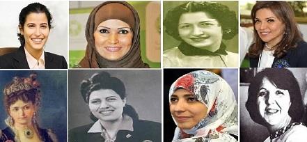 نساء عربيات ملهمات أثرن في التاريخ العربي