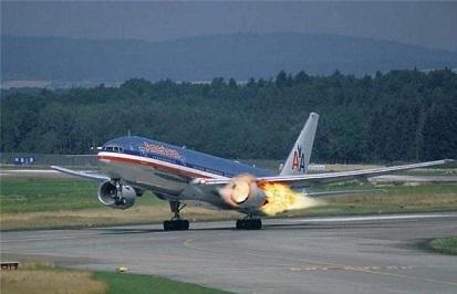 أغرب حوادث الطيران في العالم
