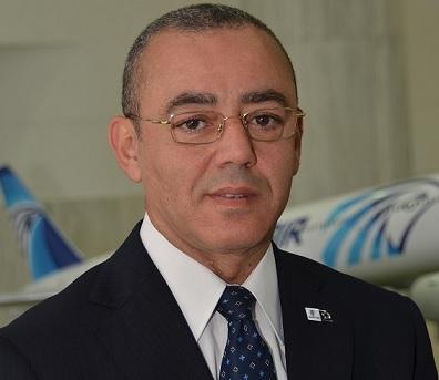 وزيرا الطيران والاتصالات يفتتحان -دى اتش ال- بقرية بضائع مطار القاهرة