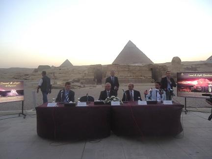السفير البريطاني: نتطلع إلى 2 مليون سائح بريطاني في مصر زعزوع : الاهرامات شاهدة على عظمة المصريين وقدرتهم على تخطي المحن