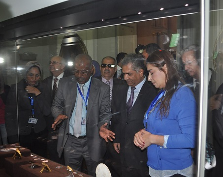 افتتاح متحف المجوهرات والزيارة بالمجان لأهالي الاسكندرية حتى منتصف نوفمبر