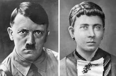 الطفل هتلر