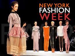 أسبوع الموضة في نيويورك
