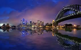 رحلتي  إلى استراليا