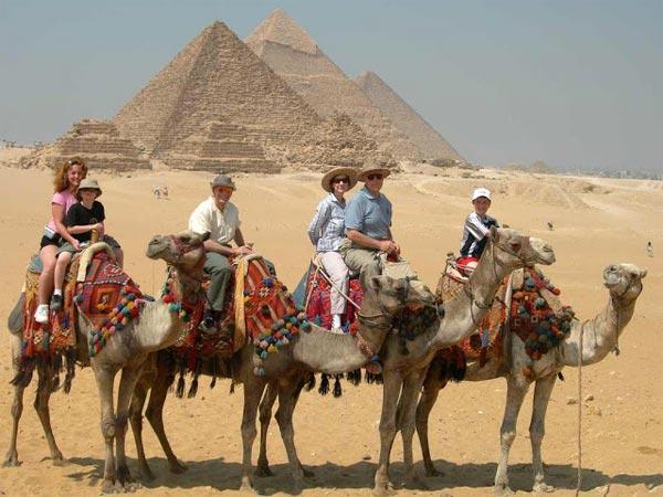 زعزوع : مصر الدولة الاكثر جذباً للسياحة الروسية
