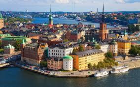 رحلتى إلى السويد