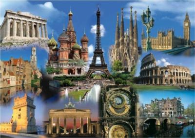 رحلتي إلى أوروبا