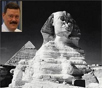مصر في عقل أبو الهول   -سياحة الفكر-