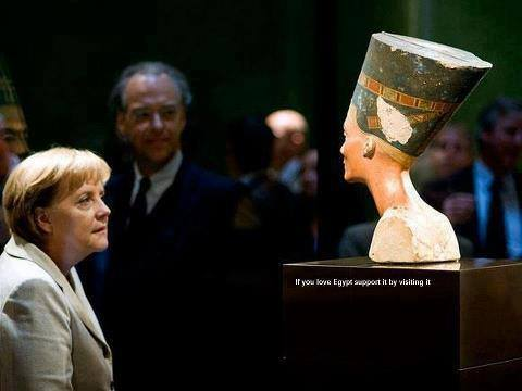 (نفرت-إيتي)  سيدة برلين القوية