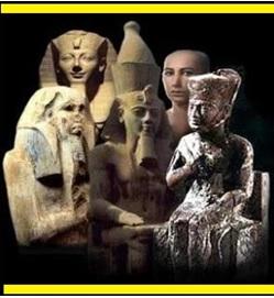 من -رمسيس الثانى- ملك مصر الى الابن -عبدالفتاح السيسى- رئيس مصر