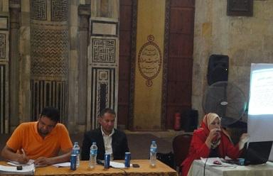 ورشة عن أهمية الوثائق فى المحافظة على الاثار الإسلامية