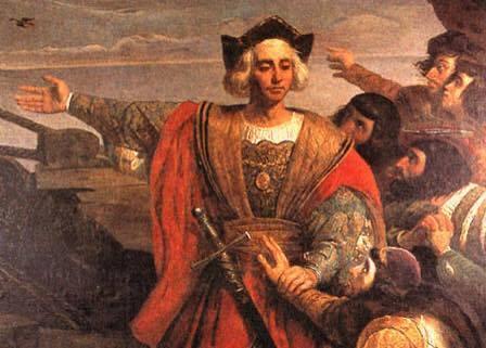 كولمبس نبي العصر