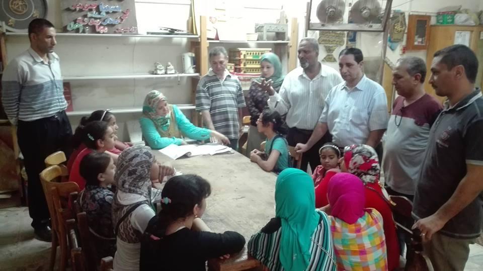 خليك إيجابي بثقافة المنيا