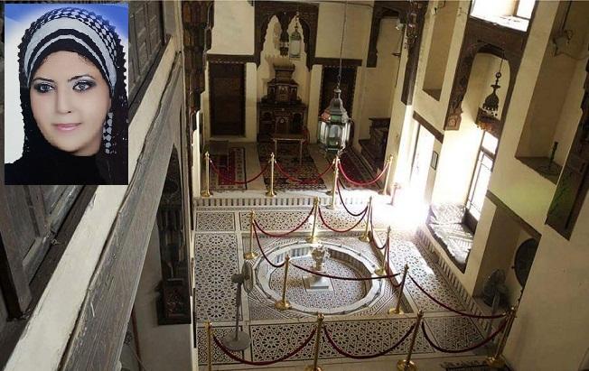 (البيت الذى تحول لمتحف تسكنه الأساطير ويحميه ملاك الحب (كيوبيد